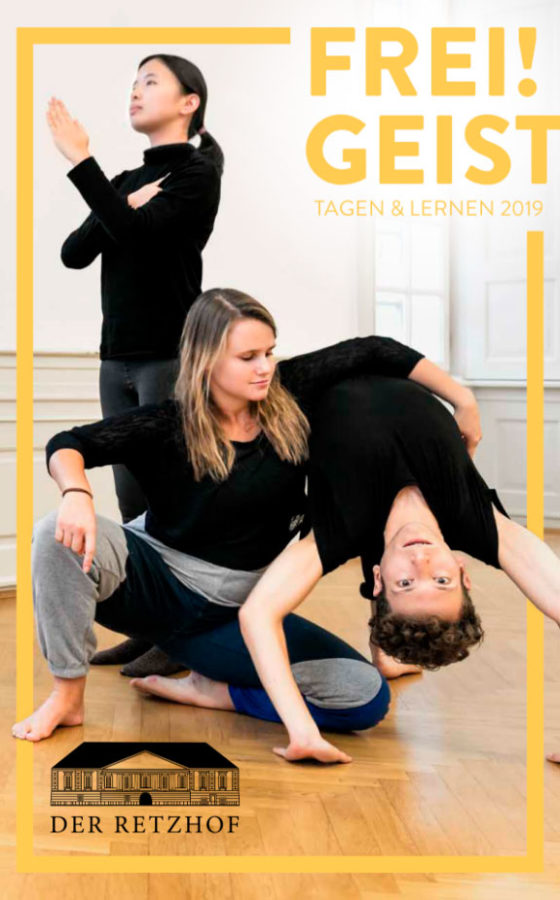 Retzhof Programmheft 2019
