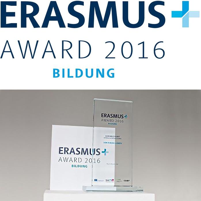ERASMUS+ AWARD